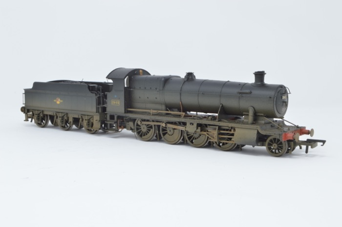 Hornby R3005 2-8-0 28XX '2845' BR Black Weathered