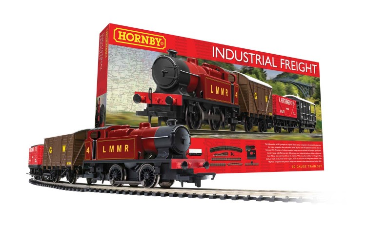 Hornby R1228 Industrial Freight