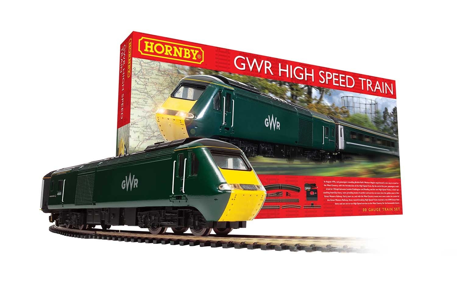 Hornby R1230M GWT High Speed Train (HST)